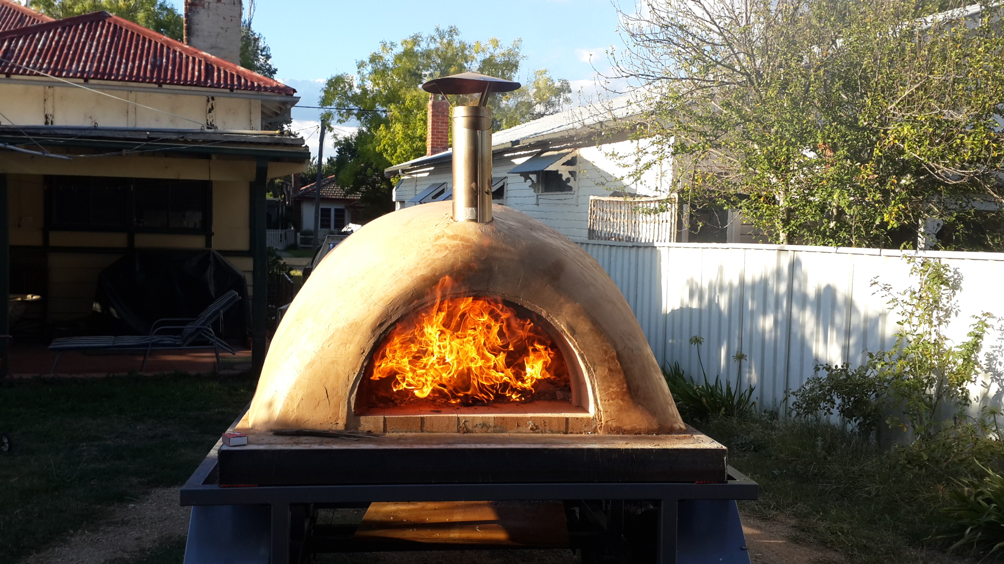 Large pizza oven hire Canberra